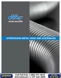 Hose Master 2011 Interlock Metal Hose Catalog