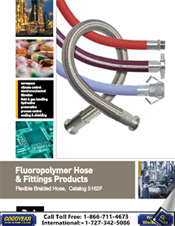 Parker Page Division 2013 Fluoropolymer Hose and Fittings