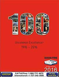 Dixon 2016 Fire Hose and Fittings Catalog